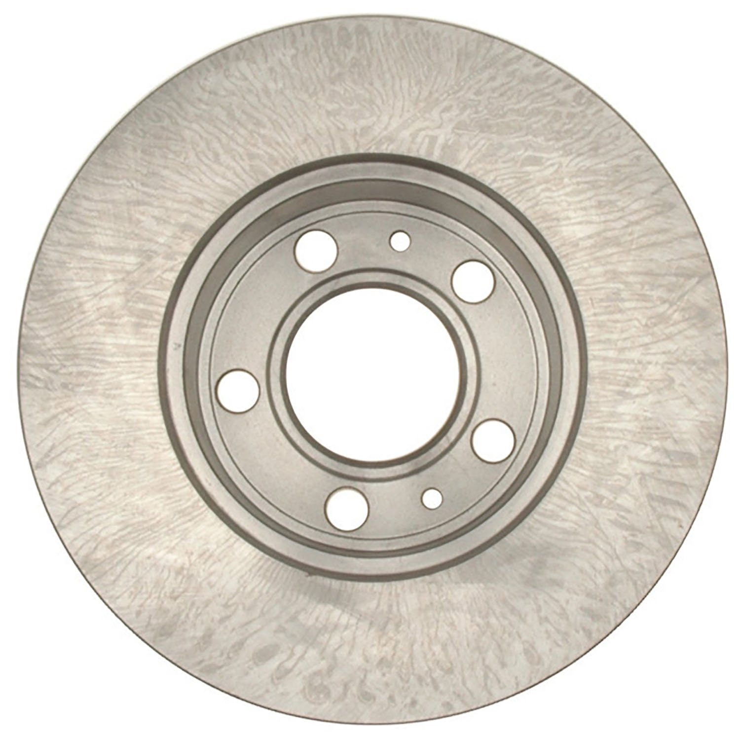 ACDelco 18A126A Advantage Non-Coated Front Disc Brake Rotor