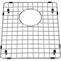 """Yutong Kitchen Stainless Steel Sink Bottom Grid with Small Rounded Corner (16"""" x 14"""")"""