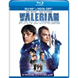 Valerian and the City of a Thousand Planets [Blu-ray + Digital Copy] (Bilingual)