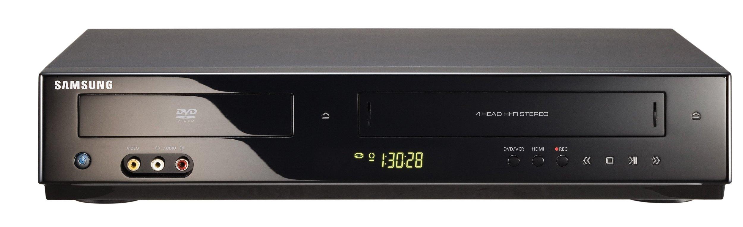 Samsung DVD-V9800 Tunerless 1080p Upconverting VHS Combo DVD Player (2009 Model) by Samsung