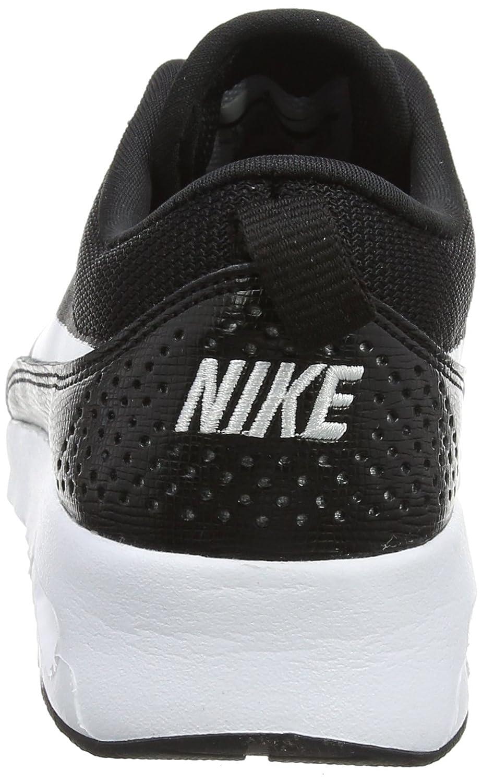 NIKE Women's Air Max Thea Running Shoe B07193NXVC 10 M US|Black/White