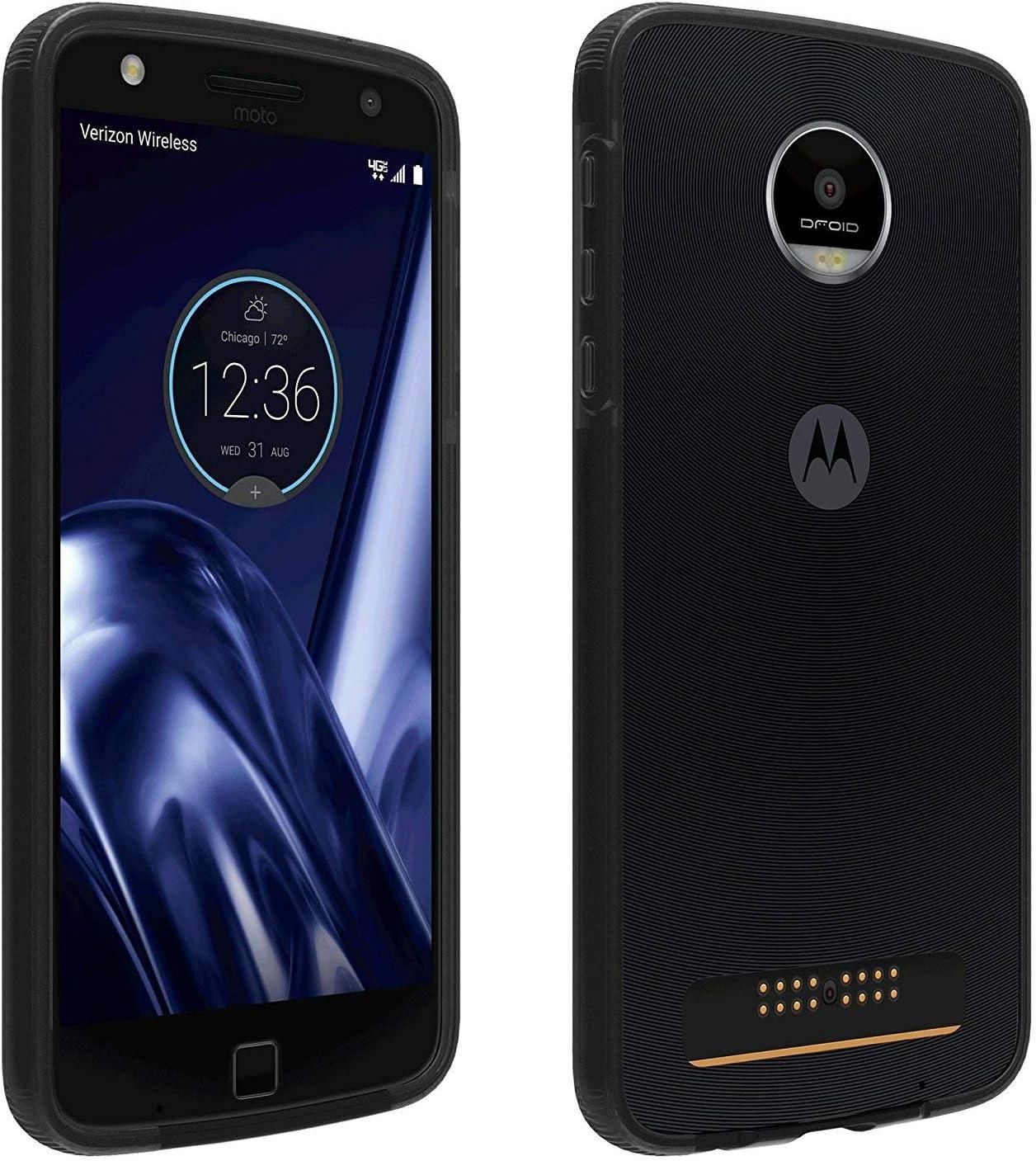 Verizon OEM - Carcasa de Dos Tonos para Motorola Moto Z Play Droid ...