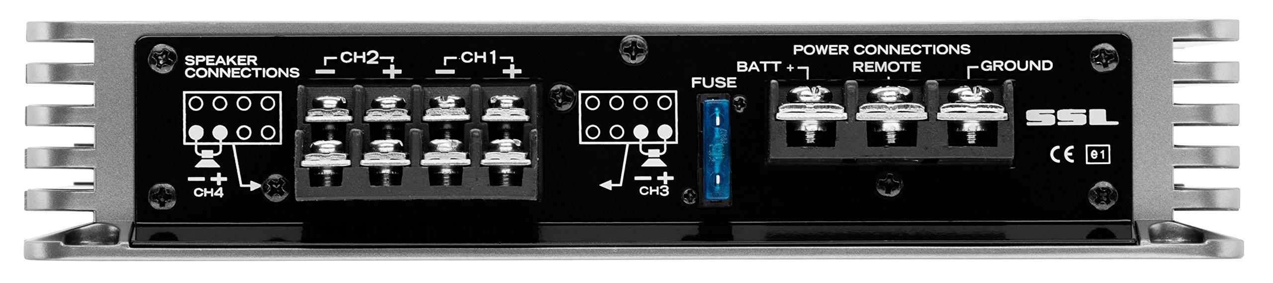 Sound Storm EV4.400 Evolution 400 Watt, 4 Channel, 2 to 8 Ohm Stable Class A/B, Full Range Car Amplifier by Sound Storm Laboratories (Image #2)
