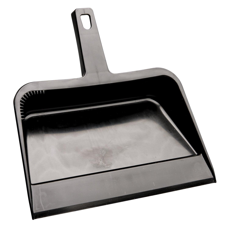 M2 Professional 12'' Plastic Dust Pan (Case of 12)