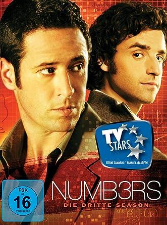 Numb3rs Die Komplett Dritte Season 6 Dvds Amazonde