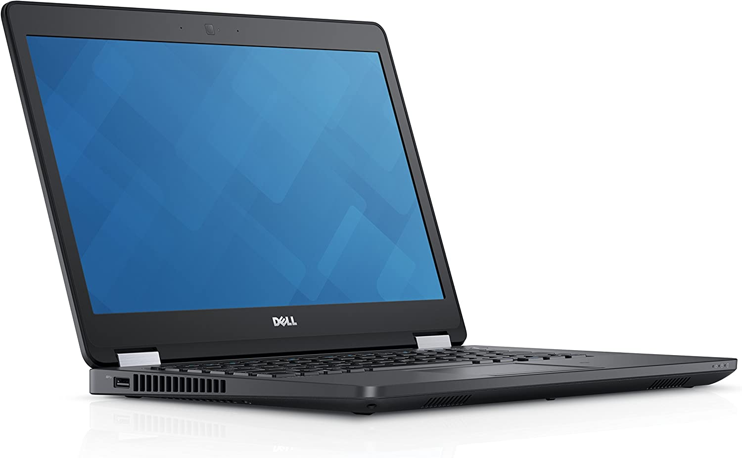 "Dell KMYW3 Latitude E5470 14"" Laptop with Intel Core i5-6300U, 8GB RAM, 180GB SSD, Black"