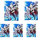 【Amazon.co.jp限定】アズールレーン Vol.1-6セット Blu-ray (初回生産限定版)(セット購入特典:「スマートフォン向けアプリゲーム『アズールレーン』内で使えるシリアルコード(Android専用)(※オリジナル豪華家具)」&「アクリル万年カレンダー」)