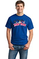 WALLEY WORLD Adult Unisex T-shirt / 80s Tribute, Wally Vacation Tee