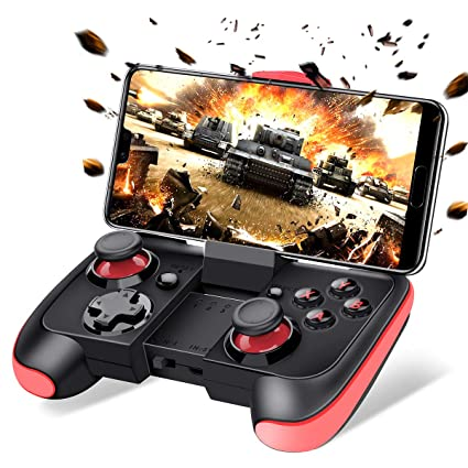 Amazon Com Beboncool Android Wireless Game Controller For Android