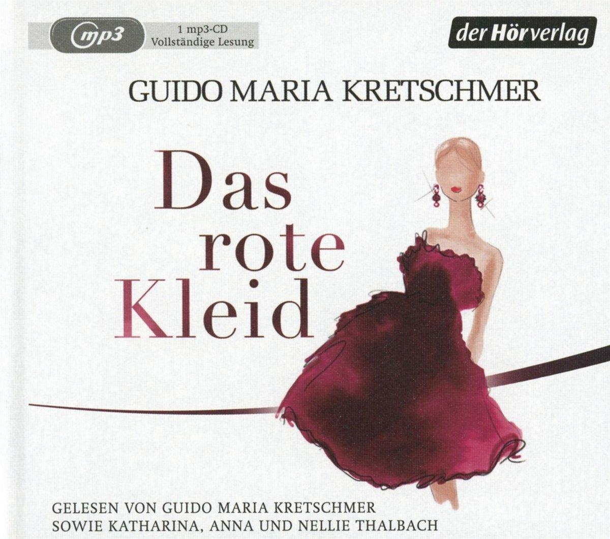 big sale bb7b2 24056 Das rote Kleid: Amazon.de: Guido Maria Kretschmer, Katharina ...