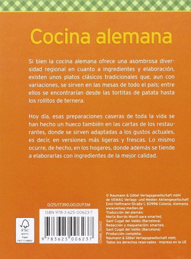 Cocina Alemana. Minilibros De Cocina: Amazon.es: Vv.Aa.: Libros