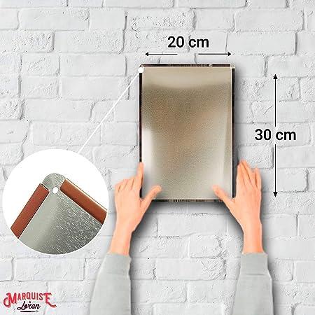 20/X. Plaque M/étallique d/écorative et Poster Vintage pour la Mur Bars et garages Desconocido Drapeau dEspagne