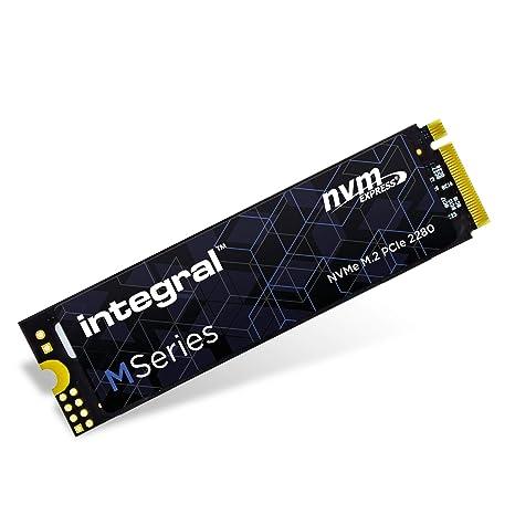 Integral SSD 128 GB M Series M.2 2280 PCIe Gen3x4 NVMe - Alta ...