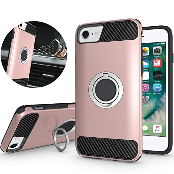 iphone 8 case ring gold