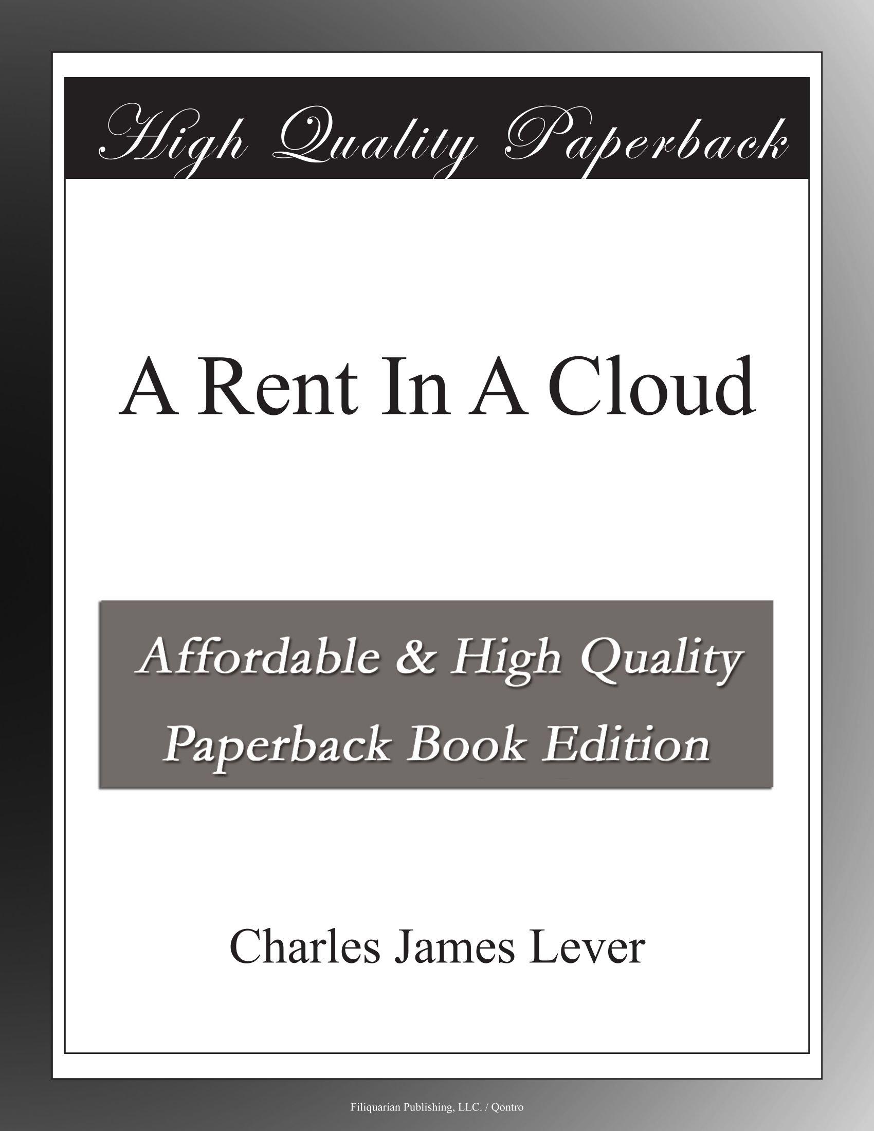 A Rent In A Cloud ebook