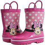 Amazon Essentials Kids' Disney Non-Lighted Rainboots Rain Boot