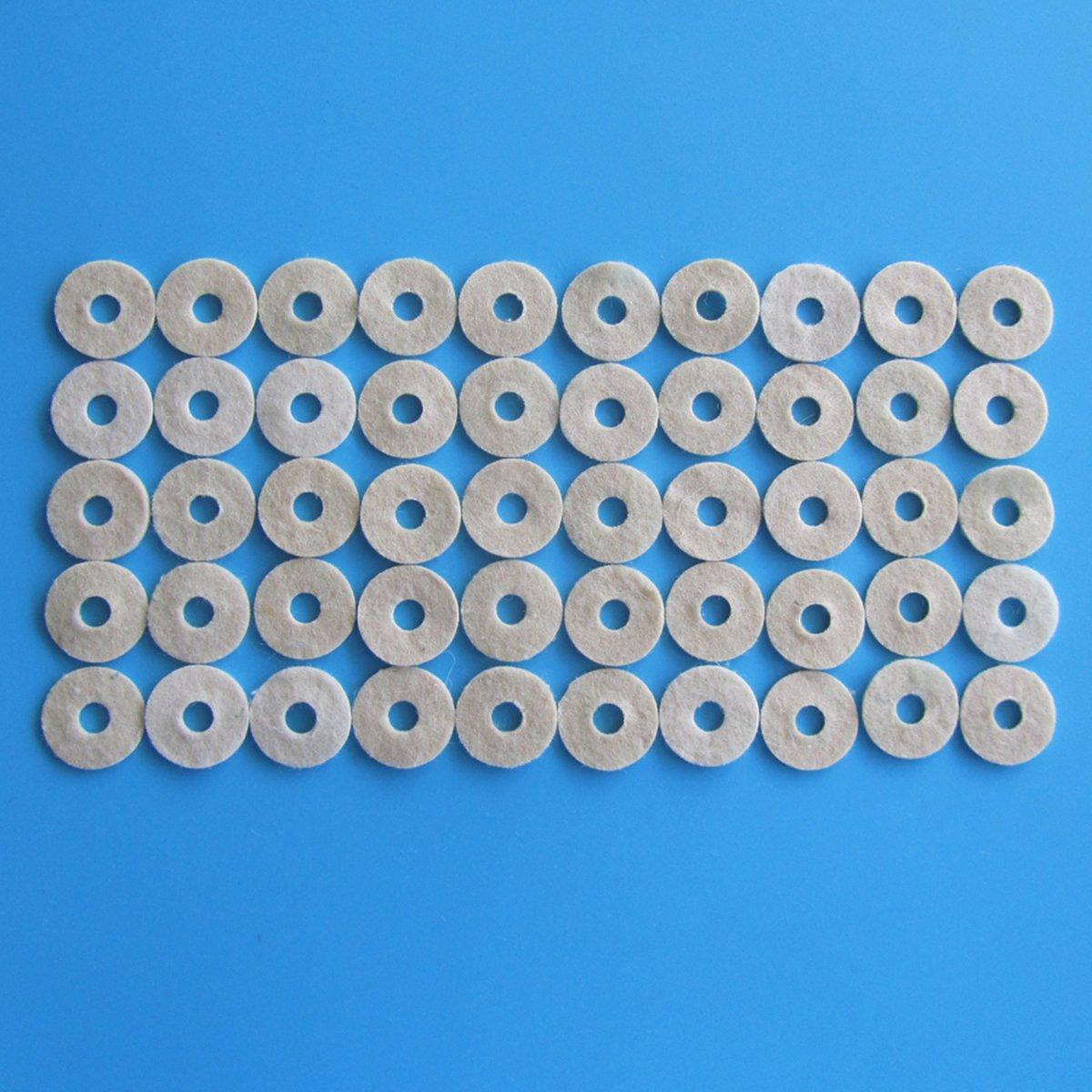 KUNPENG - KP-C-692 50piezas Tipo junta de lana
