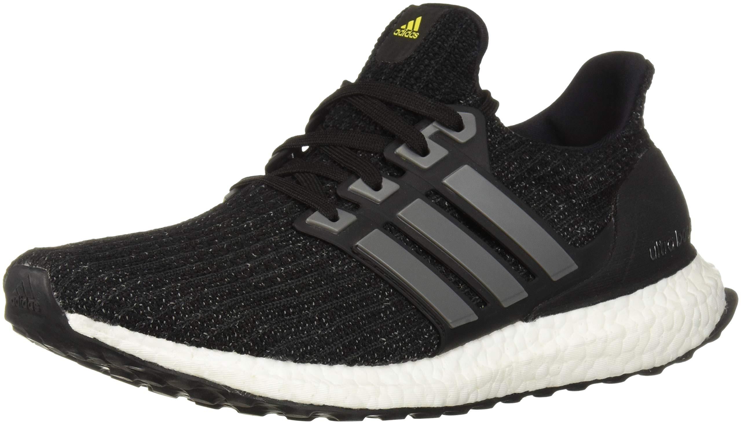 8ecffd3eed5 Adidas Ultra Boost 4.0 Black True Green EE3733 Men s Running Sneaker  MULTIPLE SZ.  169.99. adidas Men s Ultraboost LTD