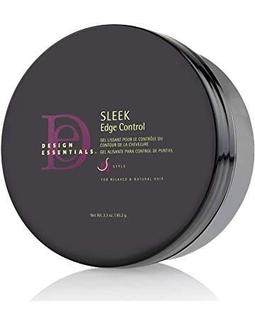 Design Essentials Sleek Edge Control for Firm Hold and Styling- 2.3oz