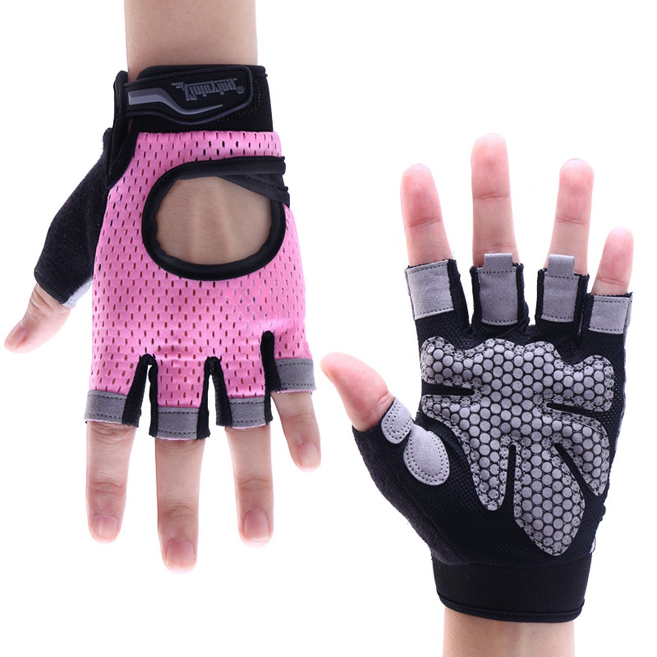 ORVR Outdoor Fingerless Military Tactical Gloves for Airsoft Hunting Riding Game