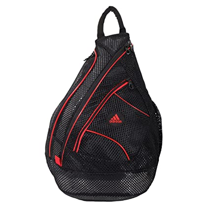b5df1fe71a0c Amazon.com  adidas Redondo Mesh Sling Backpack