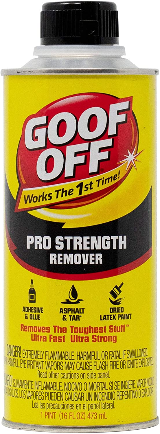 Goof Off Professional Strength Paint Remover