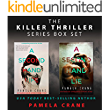 The Killer Thriller Series Boxed Set: A gripping serial killer thriller collection