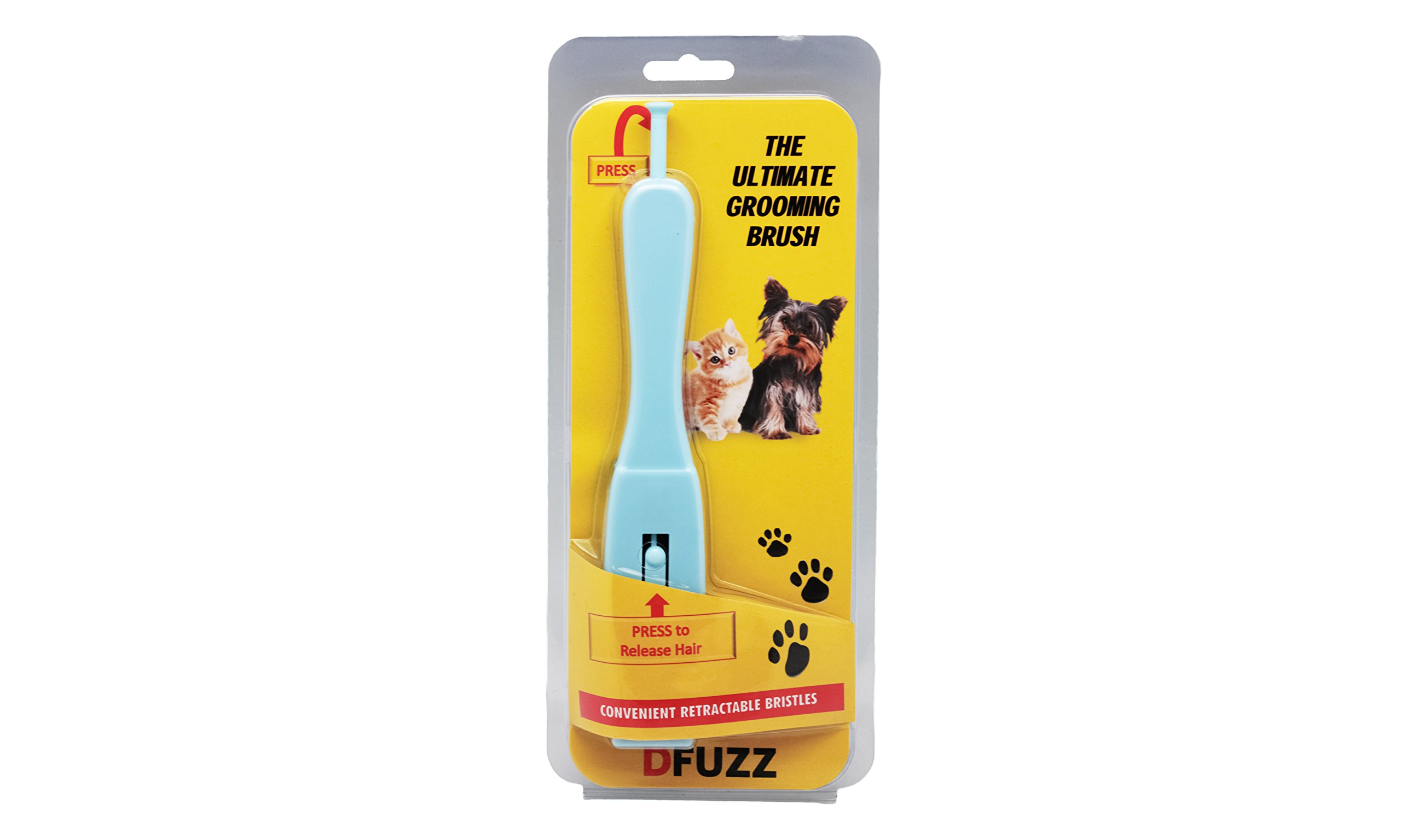 DFUZZ Pet Brush