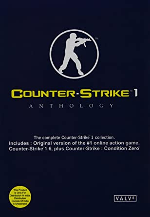 Buy Counter-Strike 1: Anthology (PC) Online at Low Prices in