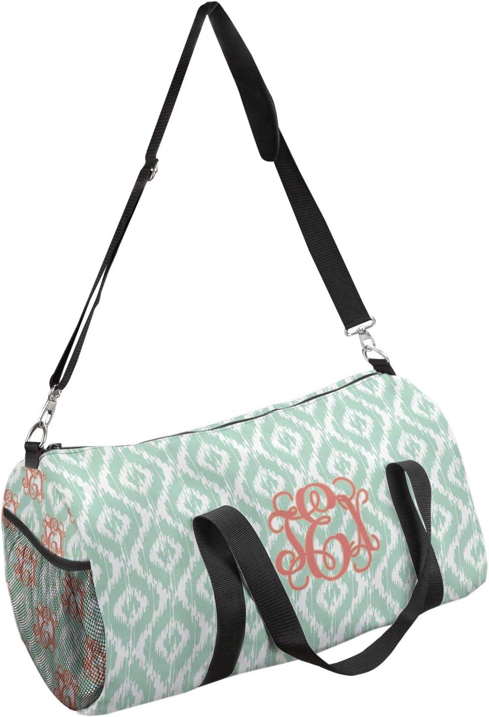 Personalized YouCustomizeIt Monogram Duffel Bag