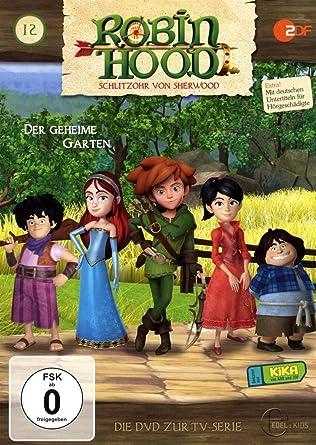 Robin Hood Schlitzohr Von Sherwood Folge 12 Der Geheime Garten Die Dvd Zur Tv Serie Amazon De Dvd Blu Ray