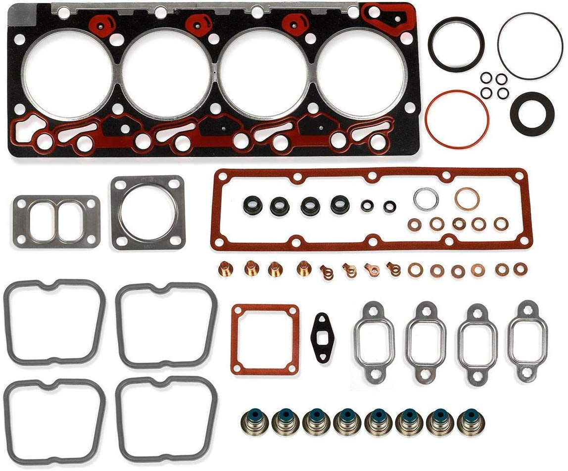 4BT Engine Cylinder Head Gasket Kit 3804896 for Cummins 3.9 4CYL Diesel 89-93 Tractor Aftermarket Spare Parts