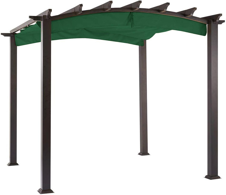 Garden Winds Riplock 350 - Toldo de Repuesto para pérgola arqueada: Amazon.es: Jardín