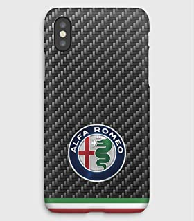 Alfa Romeo, Cover iPhone X,XS,XS Max,XR, 8, 8+, 7, 7+, 6S, 6, 6S+, 6+, 5C, 5, 5S, 5SE, 4S, 4,