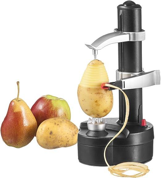 Amazon De Elektrischer Kartoffelschäler Apfelschäler Gemüseschäler Obstschäler Elektro Schäler Für Obst Gemüse Rotatoe Express