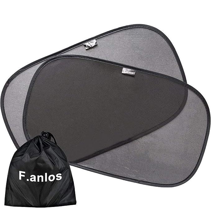 45 opinioni per Parasole Auto per Finestrini Laterali,Tendine Parasole per Auto, 50 x 30 cm,2pcs