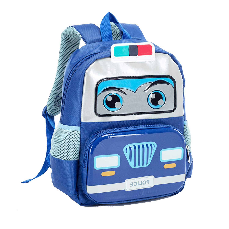 Kids Toddler backpack 3D Cartoon Large School Bag Lightweight Washable Waterproof Preschool Kindergarten Elementary Bookbags Unisex Travel Snack Nursery Daypack for Boys Girls Children by RuRu monkey