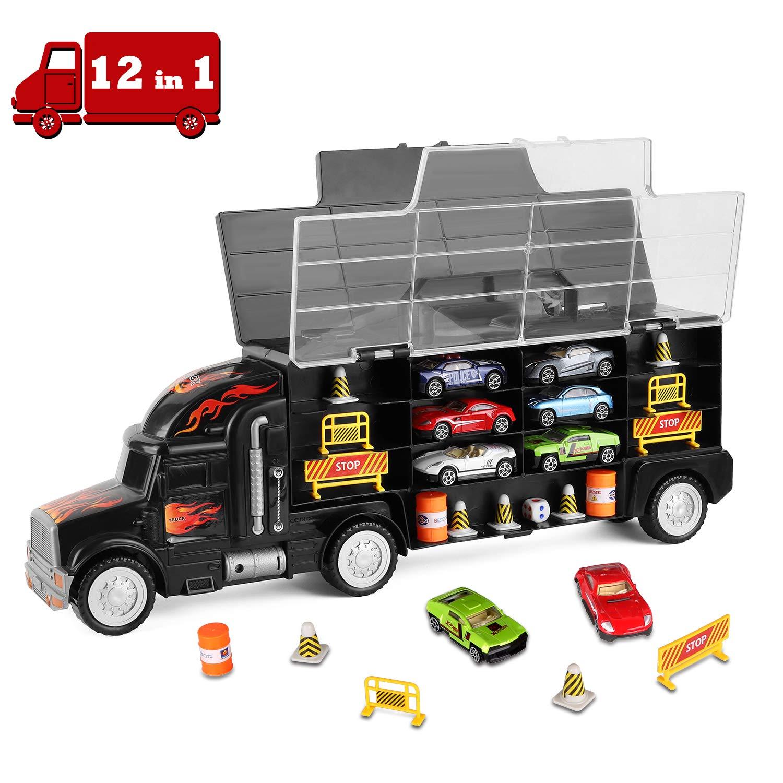 Amazon.com: AOKESI - Carro de transporte para coche y camión ...