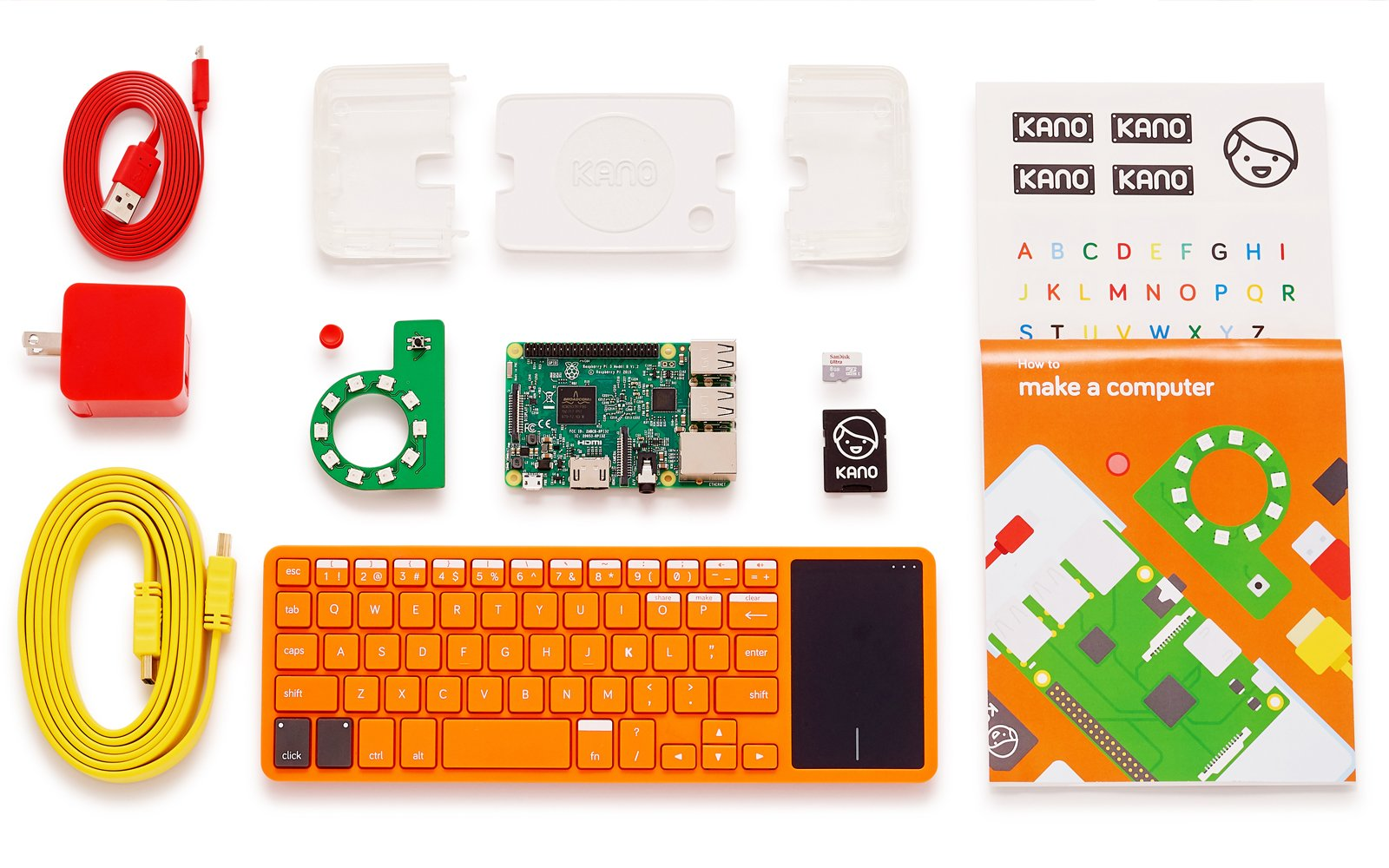 'Kano Computer Kit 2017 – Make a computer, learn to code by Kano (Image #7)