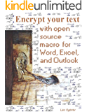 VBA Macro to Encrypt Your Text in Word, Excel, and Outlook