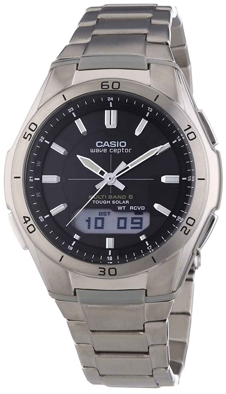 Casio Reloj de Pulsera WVA-M640TD-1AER
