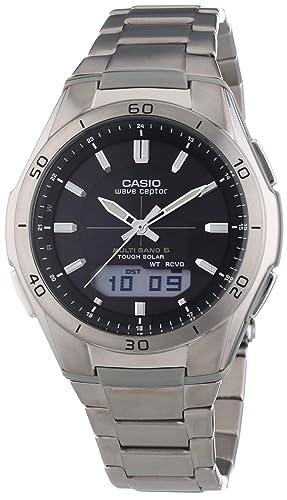 2ee89f77add9 Casio Wave Ceptor Men s Watch WVA-M640TD-1AER  Amazon.co.uk  Watches