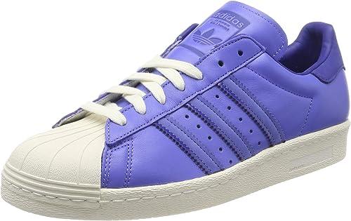 adidas Herren Superstar Turnschuhe Blau JYCWNEVEE