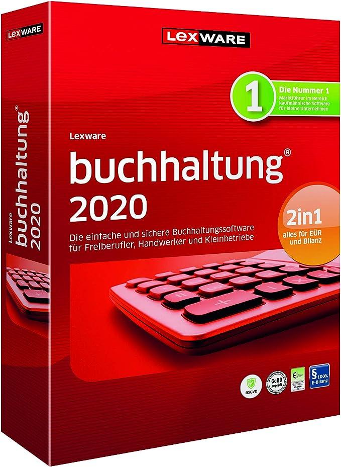 Lexware buchhaltung 2020 | basis-Version Minibox (Jahreslizenz)