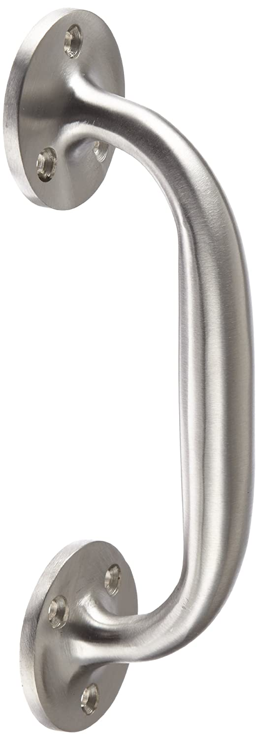 Rockwood 131.32D Stainless Steel Surface Mounted Cast Door Pull 7-1/2\  Length Satin Finish Hardware Handles And Pulls Amazon.com Industrial \u0026 ...  sc 1 st  Amazon.com & Rockwood 131.32D Stainless Steel Surface Mounted Cast Door Pull 7 ...
