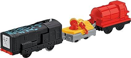 Amazon.com: Fisher-Price Thomas el Tren Locomotora Search & ...