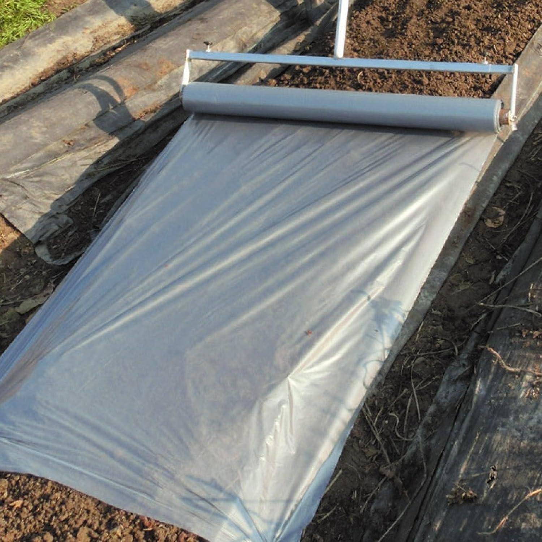 イワタニ 菜園用フリーマーク黒マルチ 0.02mm×95cm×50m