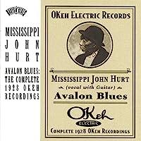 Avalon Blues: Complete 1928 Okeh Recordings [Importado]