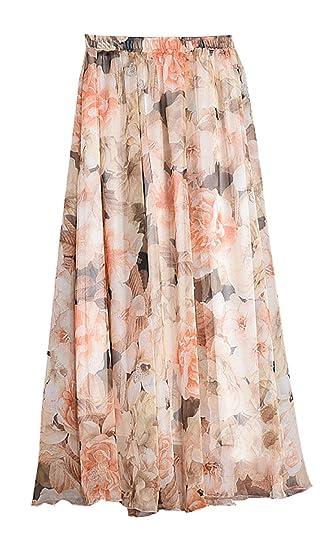 Faldas Mujer Casual Moda De Verano De Verano Falda Nueva Ropa ...