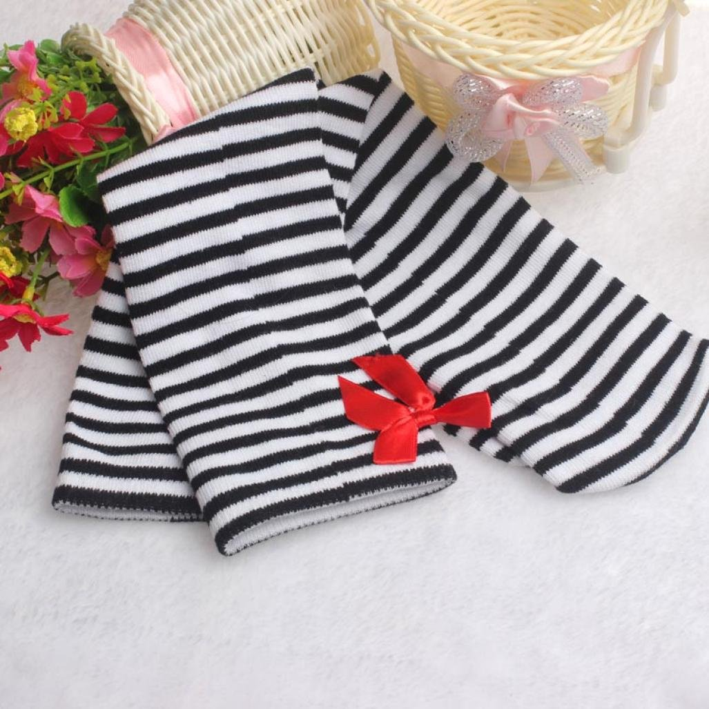 High Tube Socks,Hongxin Cute Baby Kid Children Leg Winter Warmers Bowknot Cotton Stockings